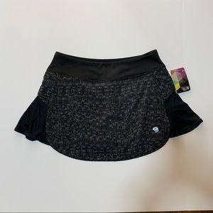 Mountain Hardwear Skorts Gray/Black Size S/P